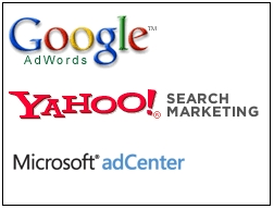 Google Yahoo MSN Pay Per Click