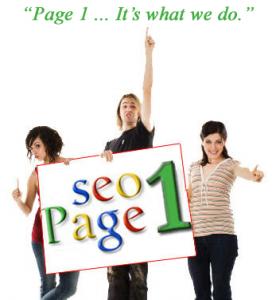 SEO Page 1