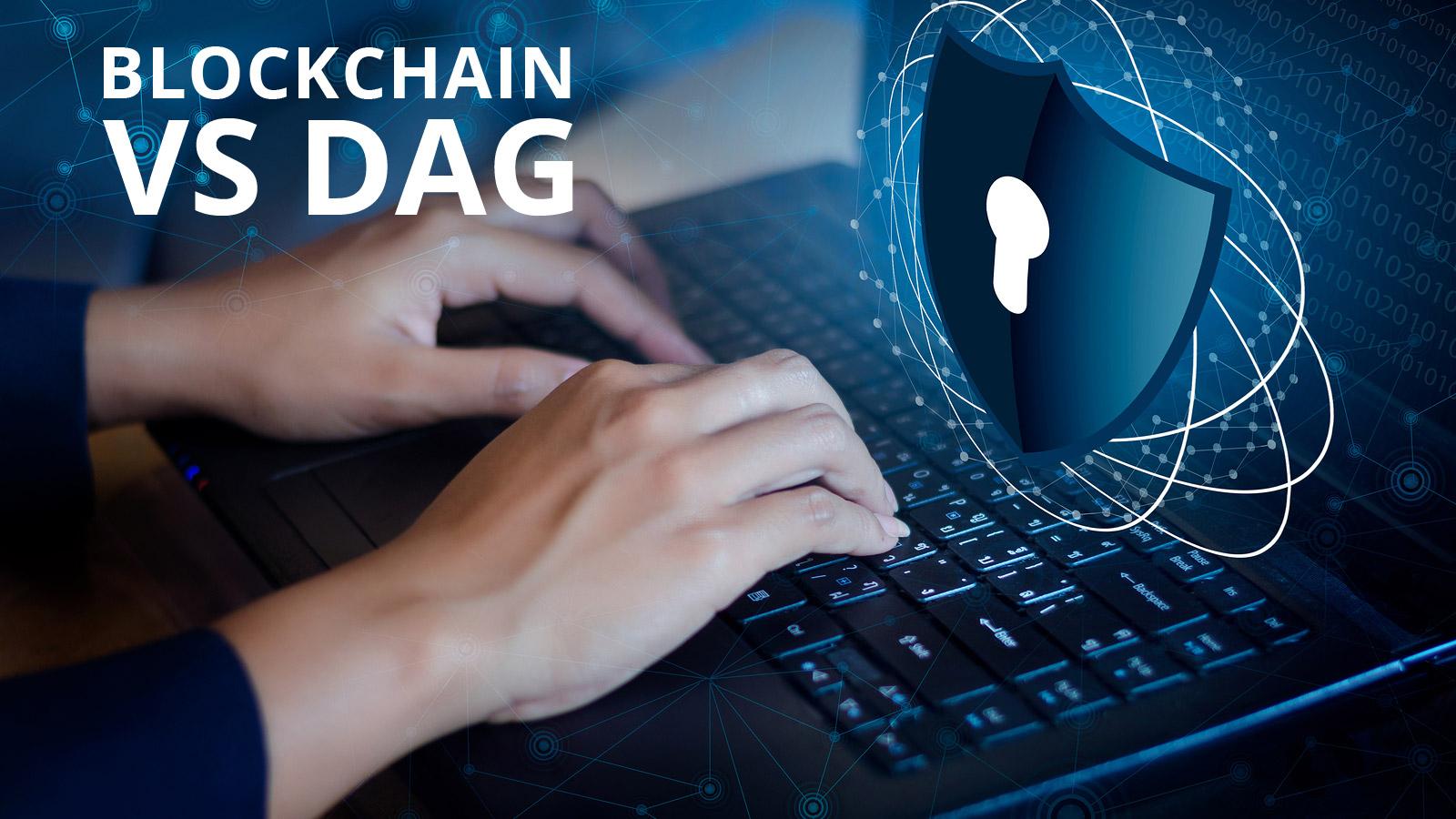 DAG chain development company