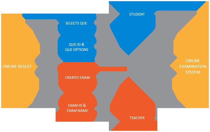 Flexsin: Online Examination System web development/website design