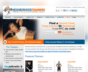 SEO for fitness webs