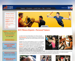 Nyc fitness website