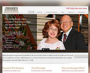 Jeff Brooks CPA SEO