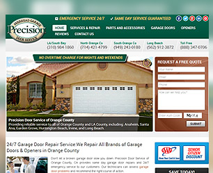 SEO for Garage Door