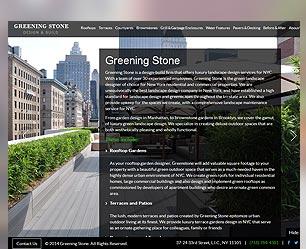 Greening Stone compa