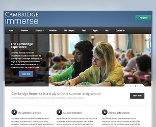 Cambridge Immerse un