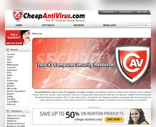 SEO for Anti-virus P