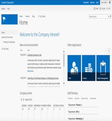 work order system for real estate company sharepoint 2013