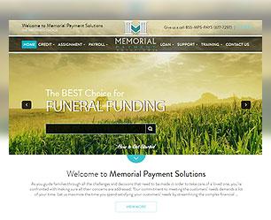 Memorial Payment Sol