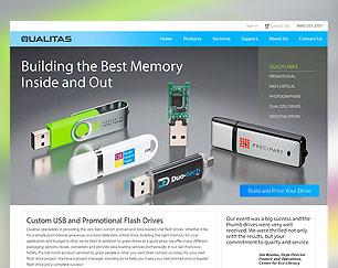Qualtas Site Develop