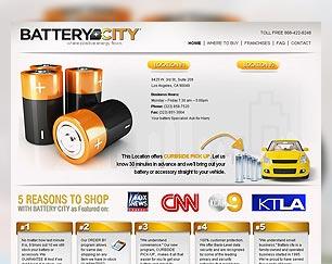 Battery Service / Co